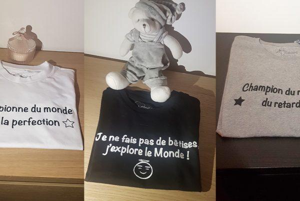 Nouveaux t-shirts koori horon 100% coton bio